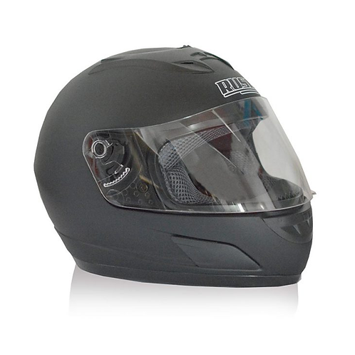 Casco RUSH NEGRO MATE Integral