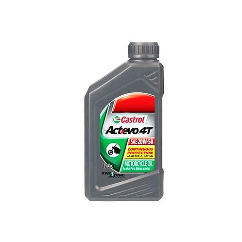 Aceite Castrol Actevo 20W-50