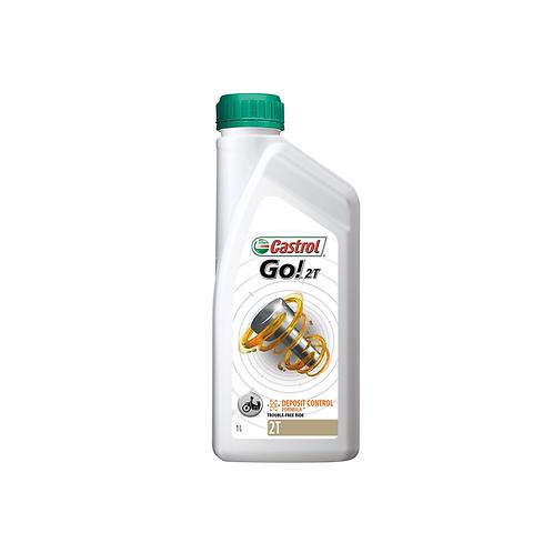 Aceite Castrol GO! 2T