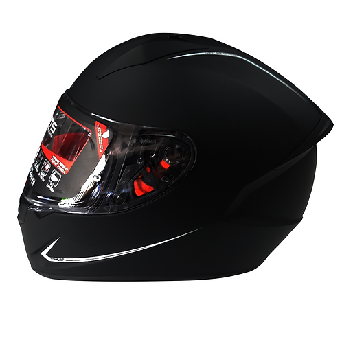 Casco MT FAST BEND Integral - Negro