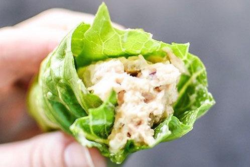 Tuna Lettuce Wrap