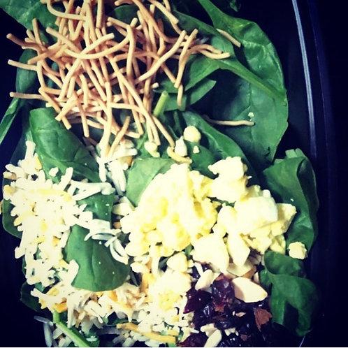 Salad + Chicken