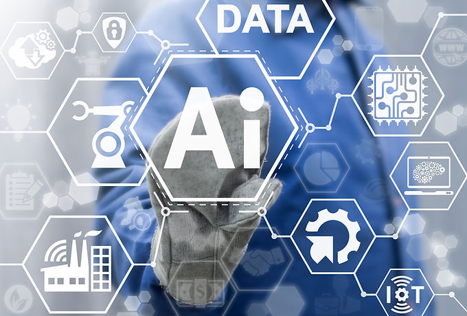 Artificial intelligence industry 4.0 int