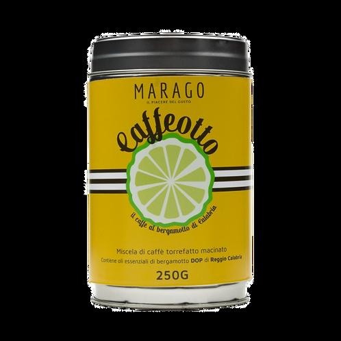 Caffeotto - caffè Marago al Bergamotto 250 gr.