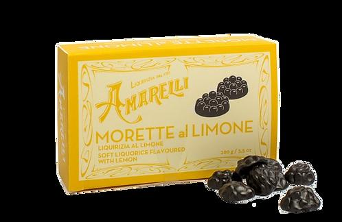 Morette - Liquirizia morbida al limone 100 gr.