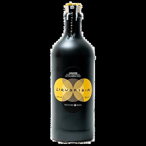 """""""Liquorizia"""" liquore di Liquirizia di Calabria DOP"""