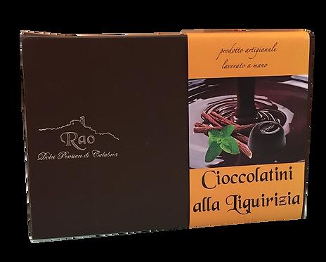 Cioccolatini alla Liquirizia 100 gr.