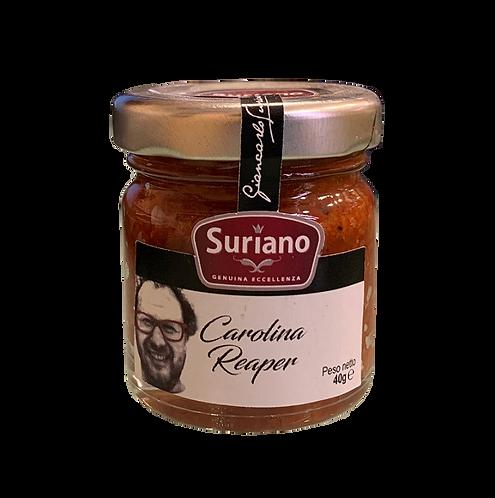 Crema di Peperoncini Carolina Reaper 40 gr.