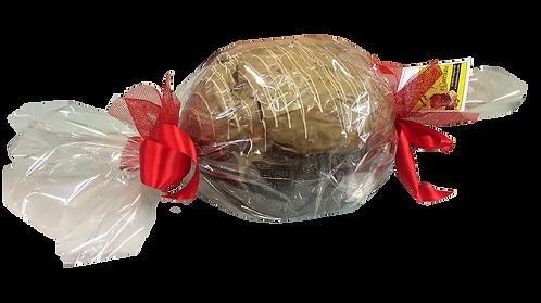 Panettone artigianale al pistacchio e cioccolato
