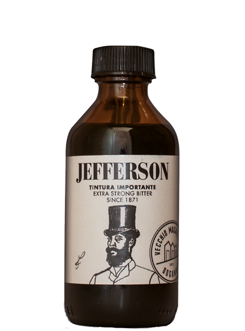 Amaro Jefferson mignon 100 ml.