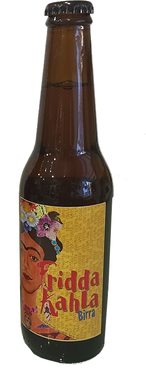 Birra artigianale Fridda Kahla