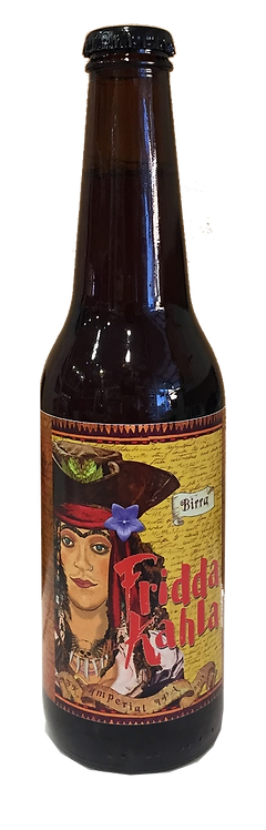 Birra artigianale Fridda Kahla - Imperial IPA
