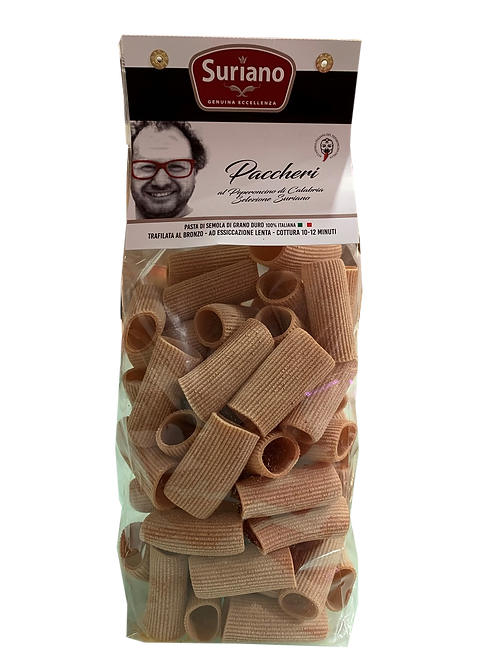 Paccheri al Peperoncino 500 gr