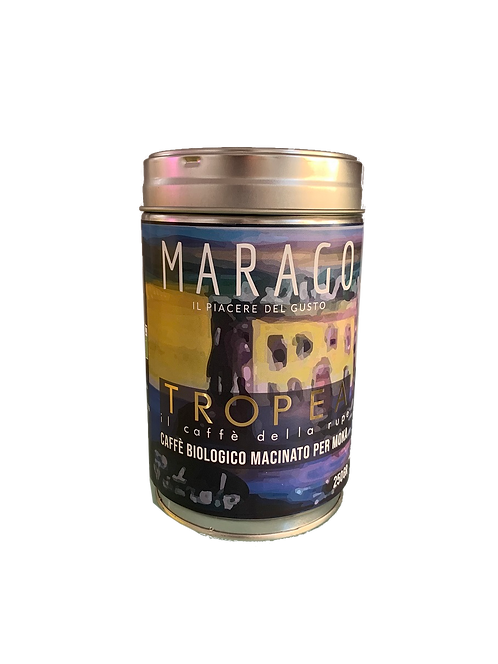 "Caffè biologico Marago ""Tropea"" 250 gr."