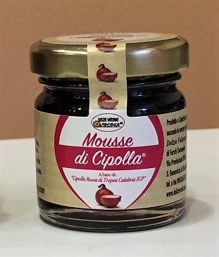Mousse di Cipolla Rossa di Tropea 40 gr.