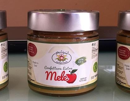 Confettura Extra di Mele  - 82% di frutta