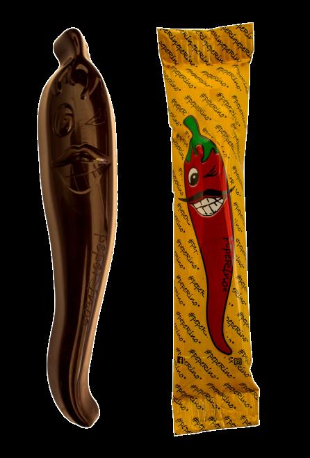 Peperino - cioccolato fondente al peperoncino