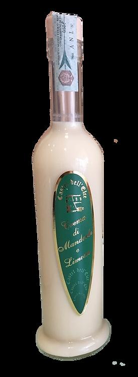 Crema di liquore Mandorla e Limone 50 cl.