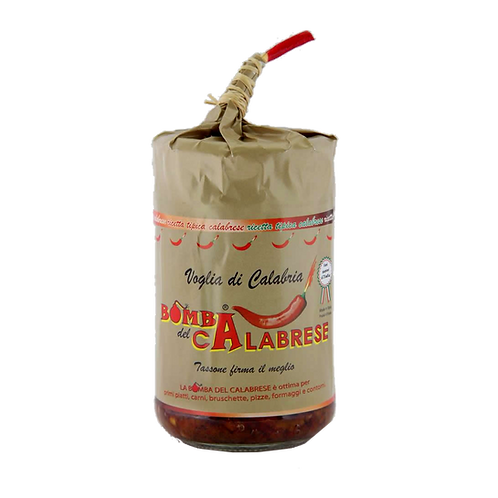 Bomba del calabrese 314 ml.