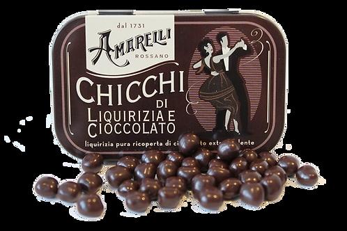 Chicchi di Liquirizia e Cioccolato