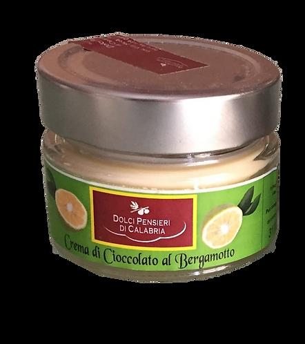 Crema di cioccolato al bergamotto