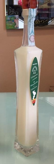 Crema di liquore Mandorla e Limone 10 cl.