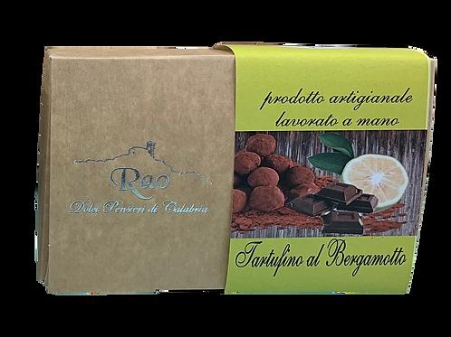 Tartufini al Bergamotto 100 gr.