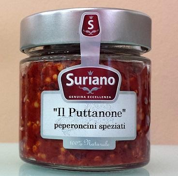 Puttanone - Crema di Peperoncini speziati 200 gr.