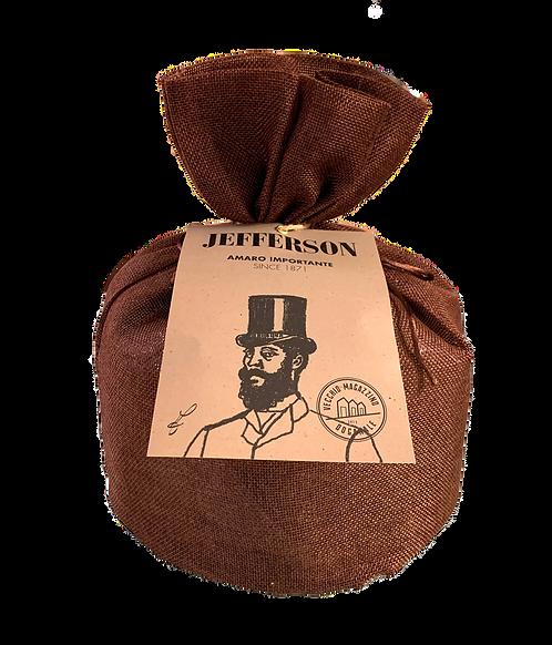 Panettone artigianale al Jefferson 1,2 kg