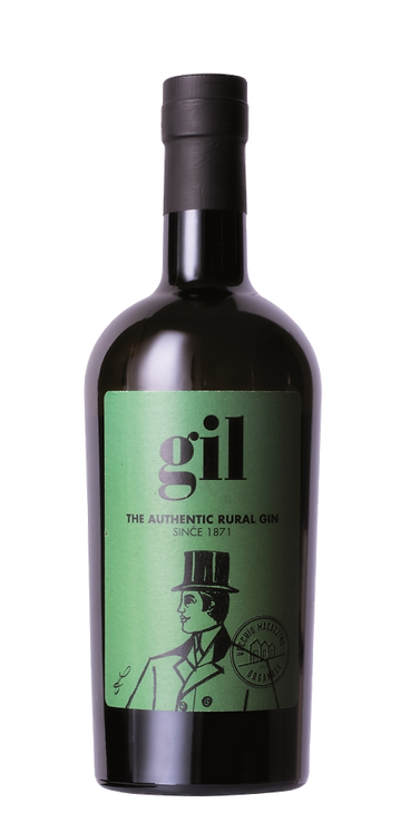 Gil - The authentic rural gin