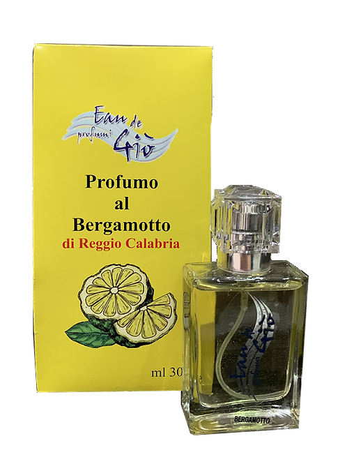 Profumo al Bergamotto 30 ml.