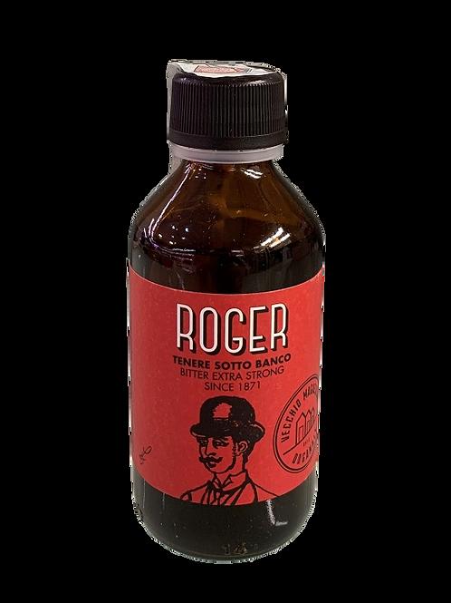 Amaro Roger mignon 100 ml.