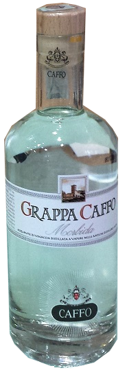 Grappa Morbida Caffo