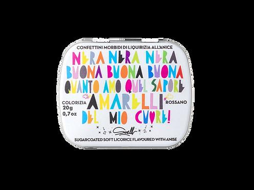 Amarelli Buona Buona – Limited Edition di Massimo Sirelli