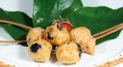 Frittelle di tonno e olive