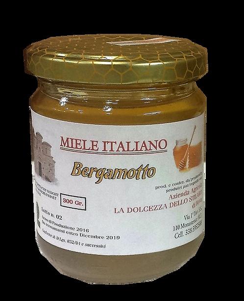 Miele di Bergamotto 300 gr.