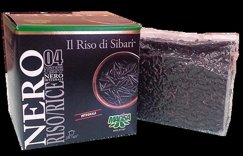 """Riso di Sibari- Nero- linea riserva """"cubo"""""""