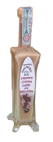 Crema di Caffè alla Nocciola 10 cl.