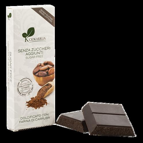 Cioccolato Extra Fondente di Modica I.G.P. senza zucchero