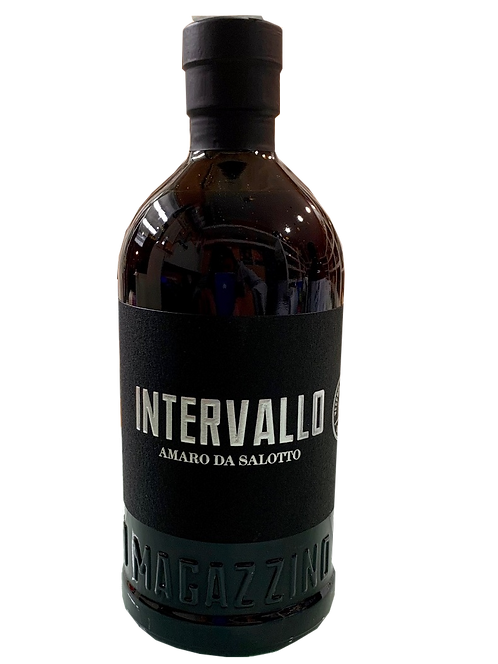 Intervallo - amaro da salotto