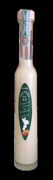 Crema di liquore Mandorla e Limone 20 cl.