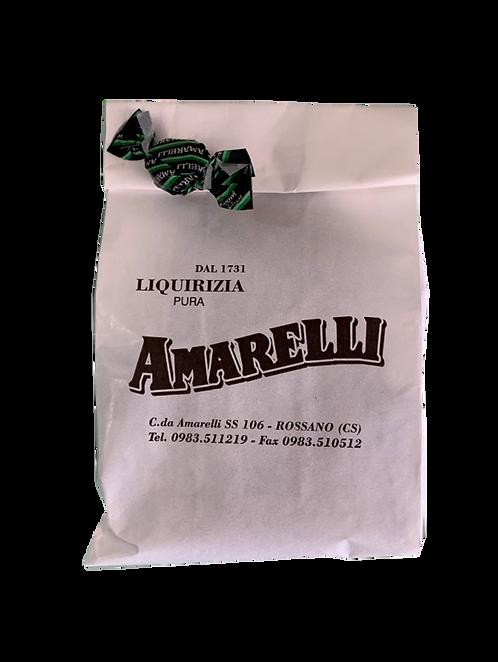 Amarelle - Caramelle gommose alla Liquirizia
