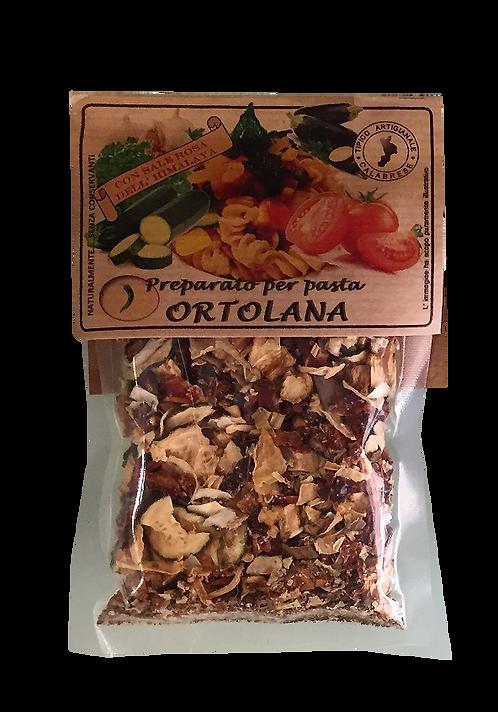 Spaghettata all'Ortolana