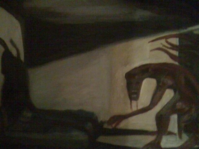 Demon by Daniel McEvoy