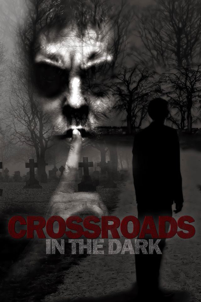 Burning Willow Press - Crossroads In The Dark anthology cover