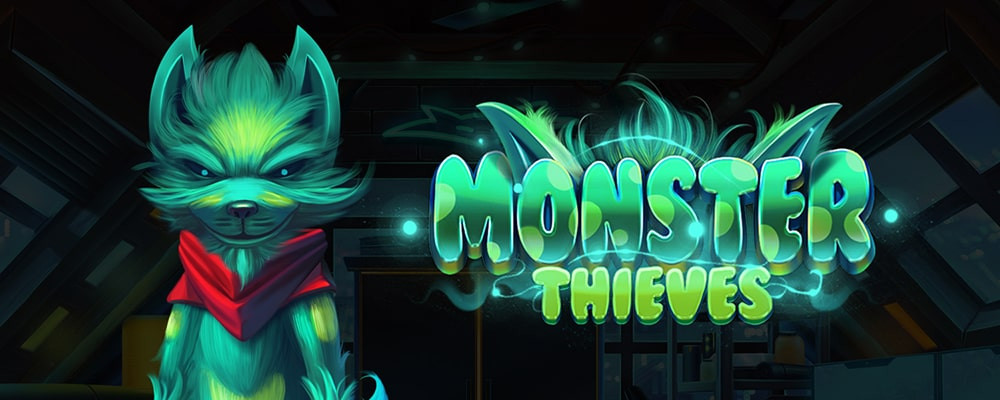 Mancala Gaming releases Monster Thieves slot