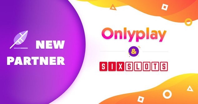 Onlyplay Announce New Partnership With Sixslots