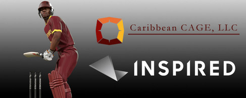 Inspired and The CAGE Companies Announce Exclusive Virtual Sports Agreement Across the Caribbean