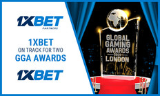 1xBet scores two Global Gaming Awards nominations
