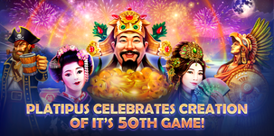 Platipus Celebrates Creation of it's 50th Game
